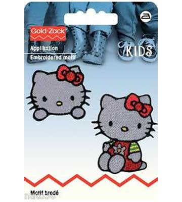 aplikacije - Vezeni motiv - Hello Kitty